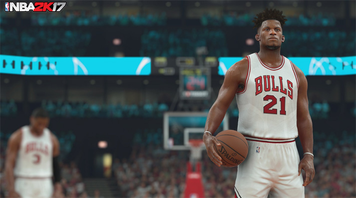 NBA 2k17 Screeny z gry
